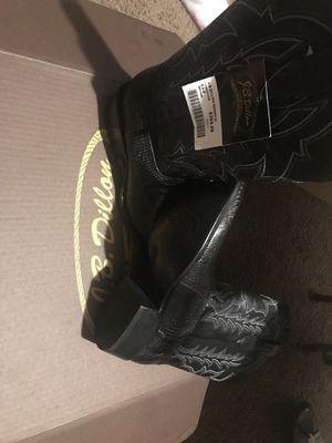 J.B. Dillon Boots for Sale in Nashville, TN