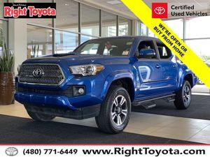 2017 Toyota Tacoma for Sale in Scottsdale, AZ