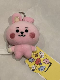 BTS BT21 Line Friends Official Baby Cooky Plush Plushie Keyring Keychain NWT for Sale in Silver Spring,  MD