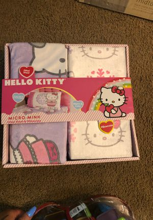 Hello kitty sheets for Sale in Highland Heights, OH