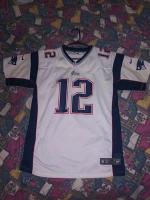 Patriots Away Jersey for Sale in Indianapolis, IN