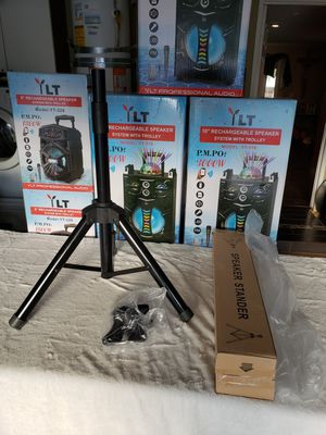 Speaker stand new for Sale in Lake Elsinore, CA