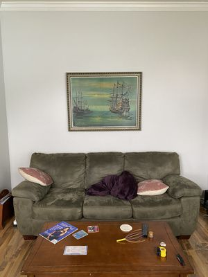 Couch and love seat for Sale in Nashville, TN