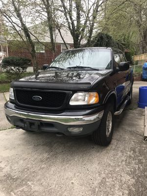 2001 Ford F-150 for Sale in Rockville, MD