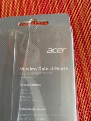 Wireless Optical Mouse brand new for Sale in Dinuba, CA