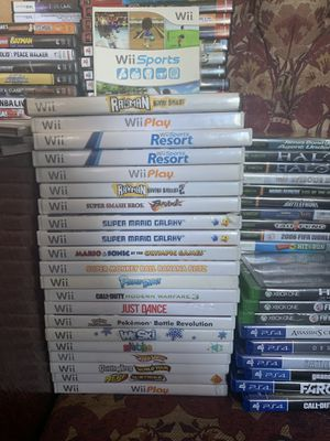 Wii games for Sale in Redwood City, CA