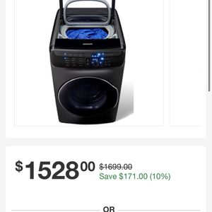 Samsung Washer for Sale in Aberdeen, WA