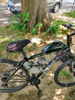Mongoose 80cc mountain bike for Sale in East Carondelet, IL