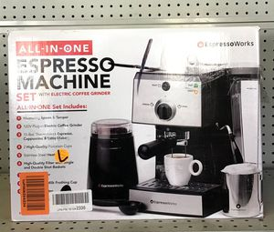 EspressoWorks 7 Pc All-In-One for Sale in South Gate, CA
