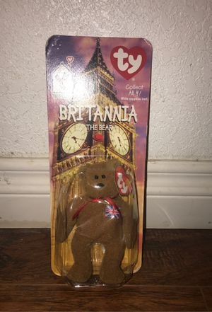 RARE Britannia TY baby for Sale in Bassett, CA