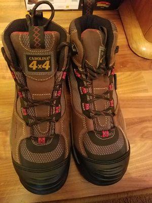 Carolina Work Boots New for Sale in Lackawanna, NY