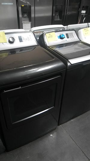 NEW G.E Washer & Dryer Set for Sale in Las Vegas, NV