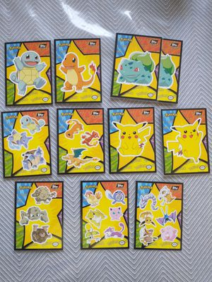 Pokemon Topps Cards for Sale in Long Beach, CA