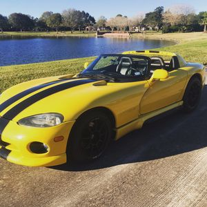 1995 Dodge Viper RT/10 Roadster for Sale in Pearland, TX