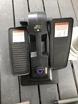 Exercise stepper/elliptical machine for Sale in Tacoma, WA