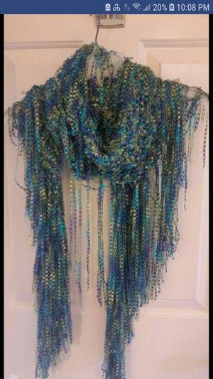 Hand knit shawl for Sale in Arlington, VA