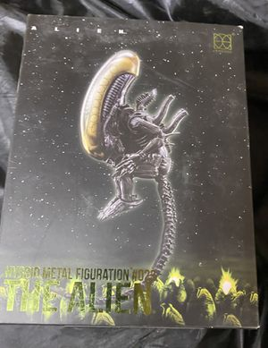 The Alien Hybrid Metal Figuration 023 Diecast Action Figure HEROCROSS for Sale in Queens, NY