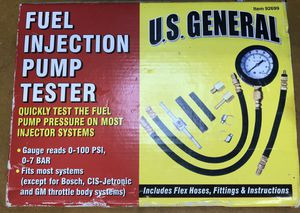 Fuel injector pump tester-new in box for Sale in Bradenton, FL