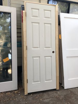 50$ Interior Door With Frame For Sale Brand New! for Sale in Fort Worth, TX