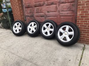 Rims and tires for Sale in New Rochelle, NY