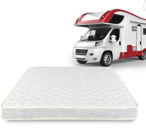 New queen size Zinus 6 Inch Spring RV/Camper/Trailer/Truck Mattress for Sale in Los Angeles, CA