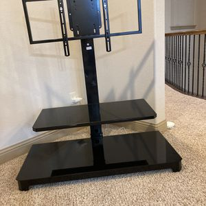 TV stand - Stand-alone Adjustable Width for Sale in Frisco, TX