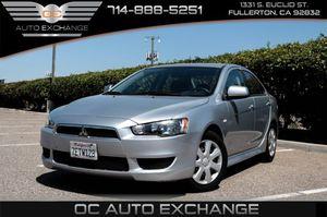 2014 Mitsubishi Lancer for Sale in Fullerton, CA