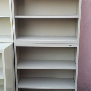 Metal Storage File Shelf Cabinets for Sale in Anaheim, CA