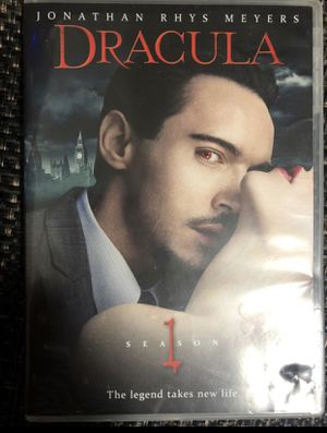 DRACULA ( season 1 )-Dvd-serie for Sale in Tamarac, FL