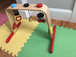 IKEA wood toy bar for Sale in Vancouver, WA