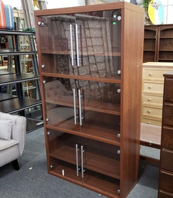 Executive Bookcase - Delivery Available for Sale in Tacoma,  WA
