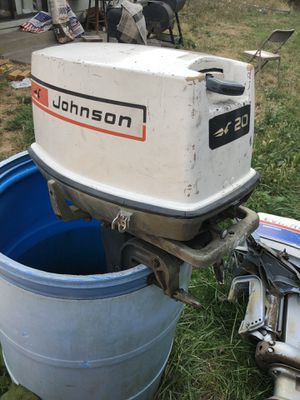 2 Outboard boat motors for Sale in Vancouver, WA