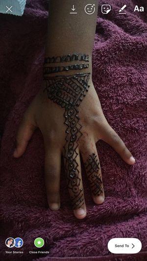 Henna Art for Sale in Houston, TX