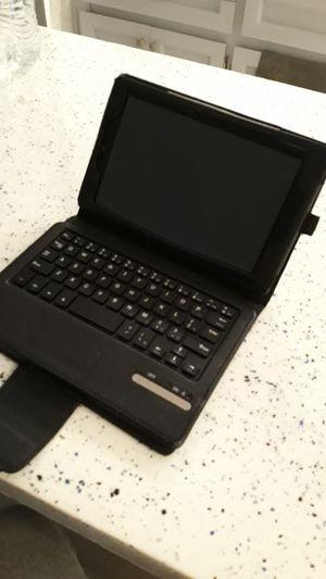 Amazon Fire Tablet with bluetooth keyboard case for Sale in Phoenix, AZ