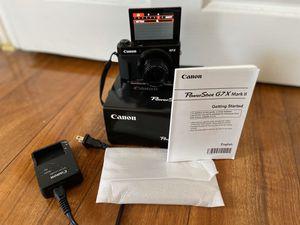 Canon G7x Mark 2 for Sale in Philadelphia, PA