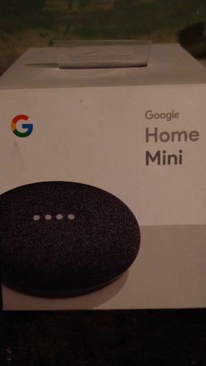Google home mini for Sale in Fontana, CA