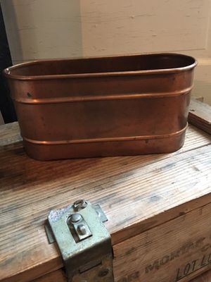 Brass Pot for Sale in Bothell, WA