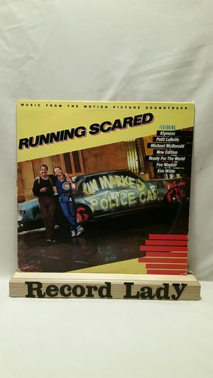 """Running Scared """"Soundtrack"""" vinyl record for Sale in San Diego, CA"""