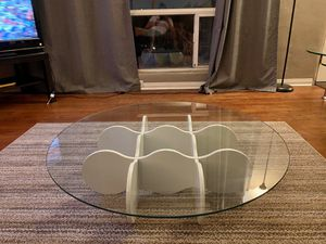 Unique glass center table for Sale in San Diego, CA