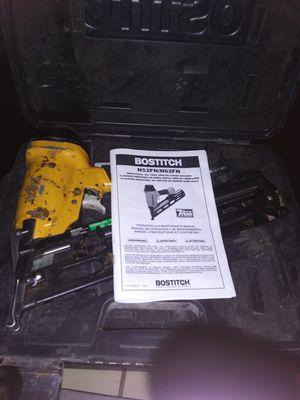 Bositech nail gun n52fn for Sale in Fair Lawn, NJ