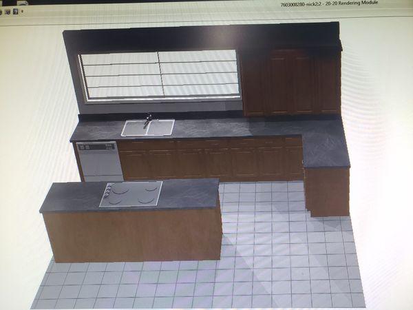 Kitchen cabinets Sale