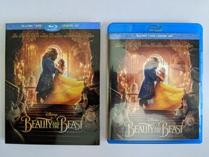 Beauty and the Beast (2017) - Blu-ray + DVD Only for Sale in Industry, CA