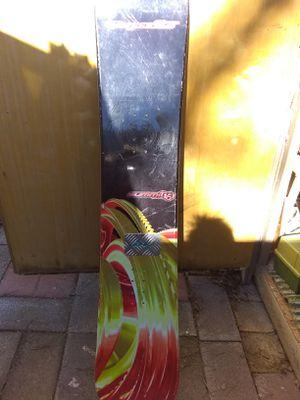 """Summit 161"""" hyperlite"""" snowboard for Sale in Payson, AZ"""