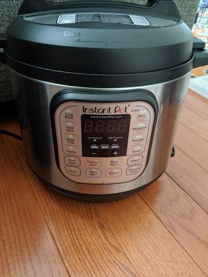 Instant pot for Sale in Washington, DC