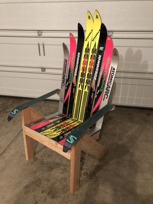 Ski chair patio furniture outdoor furniture for Sale in Beaverton, OR