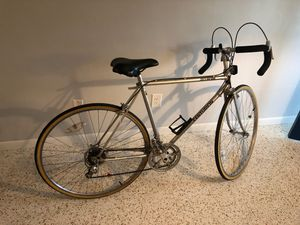 80's Vintage 10 speed road bike for Sale in Saint Petersburg, FL