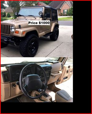 ֆ1OOO_1999 Jeep Wrengler for Sale in Torrance, CA