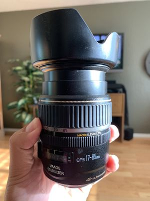 Canon lenses. for Sale in Tacoma, WA