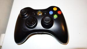 Microsoft Xbox 360 Wireless Control Black Color $20 for Sale in Dallas, TX
