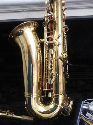 Buffet crampon schaefer alto saxophone for Sale in Plainfield, NJ